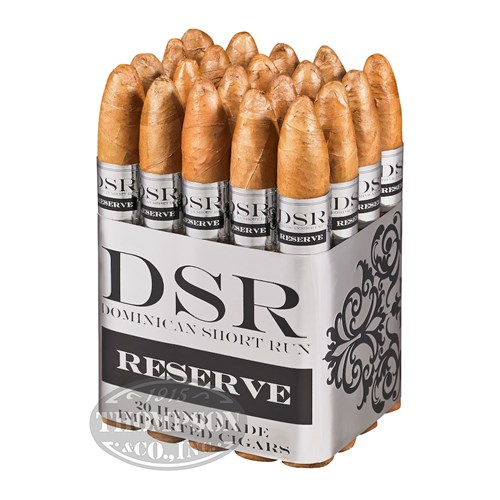 Dominican Short Run Torpedo Connecticut Cigars