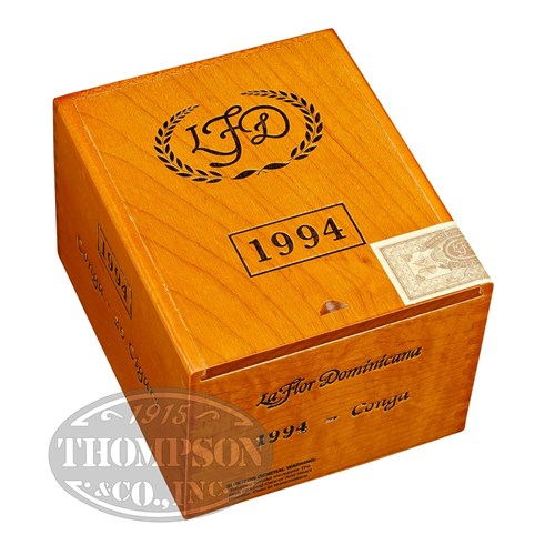 La Flor Dominicana 1994 20th Anniversary Conga Natural Robusto Cigars