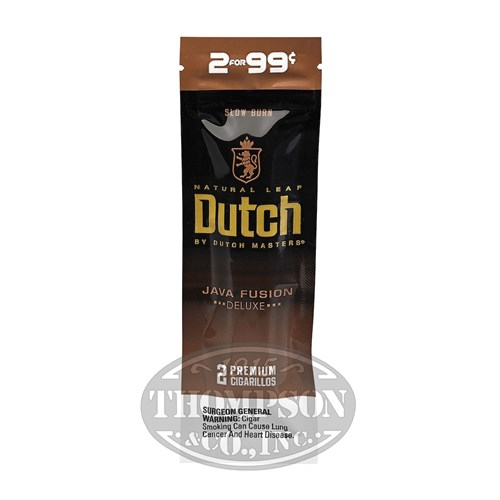 Dutch Masters Dutch Java Fusion Cigarillo Maduro
