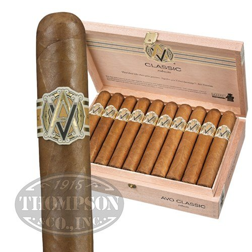 AVO Classic Robusto Connecticut Cigars
