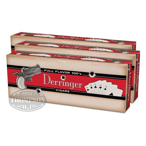 Derringer Filtered Full Natural Cigars