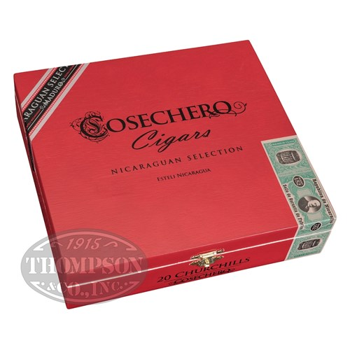 Cosechero Churchill Maduro Box Of 20 Cigars