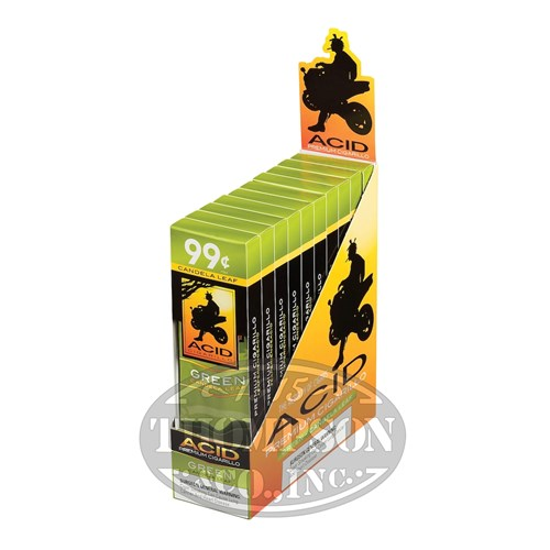 Acid Green Candela Cigarillo