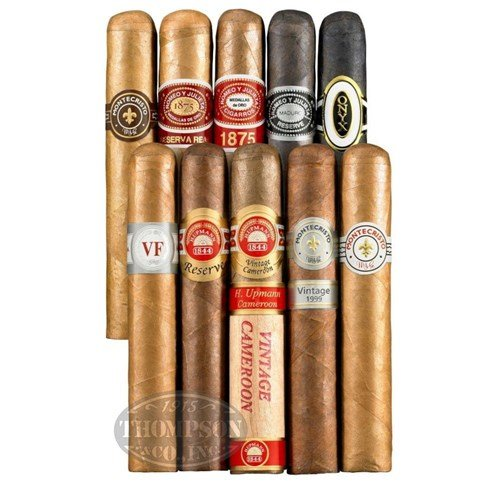 New Ultimate Dominican Robusto Sampler Cigar Samplers