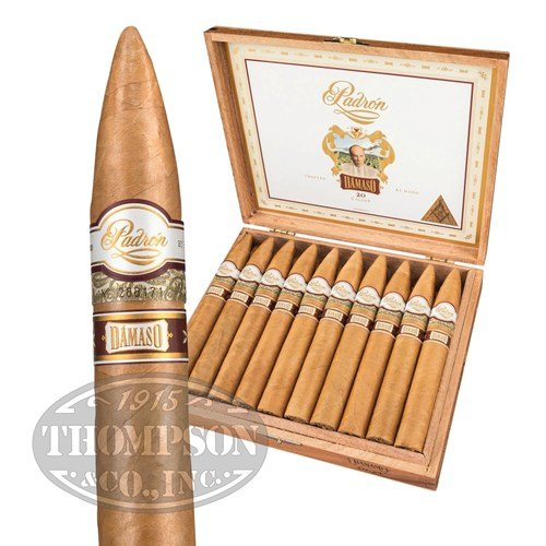 Padron Damaso No. 34 Torpedo Connecticut Cigars