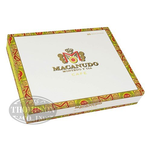 Macanudo Cafe Prince Of Wales Presidente Connecticut Cigars