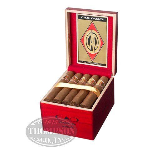 CAO Gold Corona Gorda Connecticut Cigars