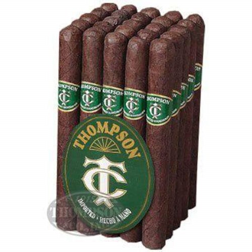 Thompson Uniques Torpedo Maduro Cigars