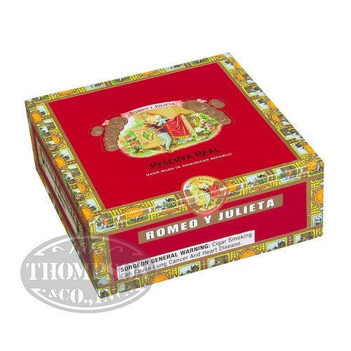 Romeo y Julieta Cigars Reserva Real Verona's Court Connecticut