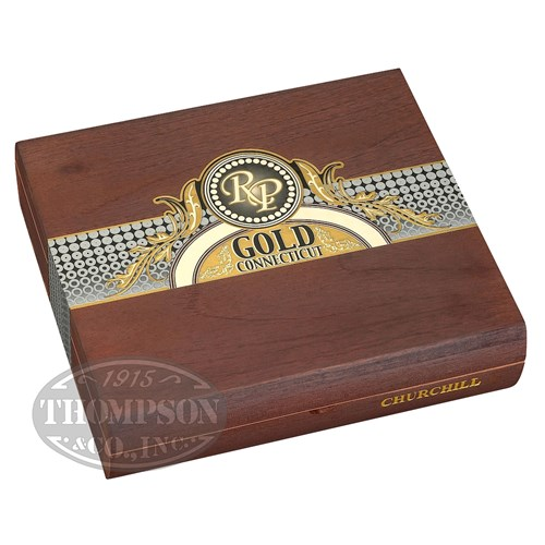 Rocky Patel Gold Churchill Connecticut Cigars