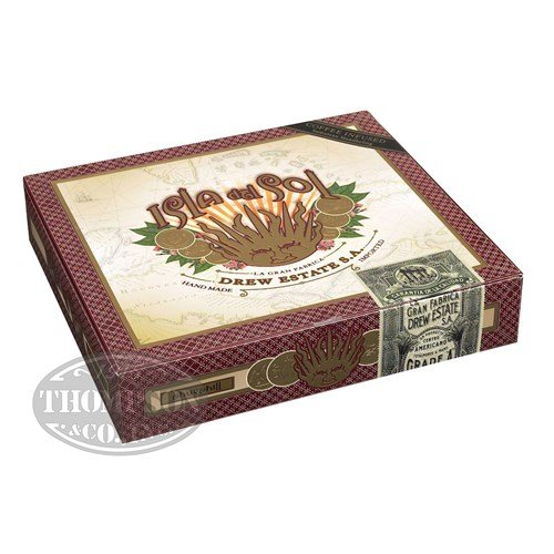 Isla Del Sol Churchill Sumatra Coffee Cigars