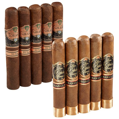 Double Down Best of the Boutiques  10 Cigars