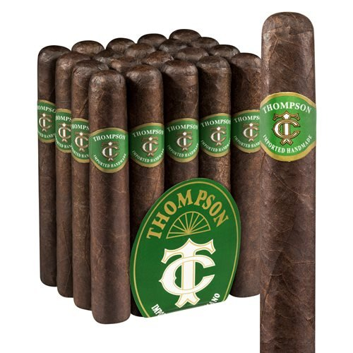 Thompson Uniques Gordo Maduro Cigars