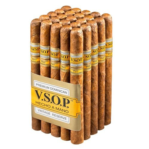 "VSOP Churchill Natural (7.0""x50) PACK (25)"