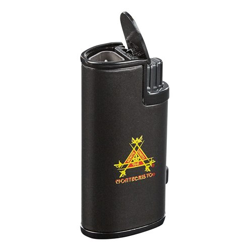 Warrior Lighter Montecristo  Black