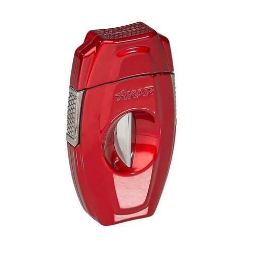 Xikar Vx2 V-Cut Red Cutter